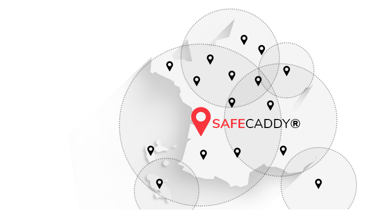 carte SafeCaddy®
