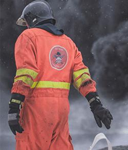 Sac d'Intervention pour Agent de sécurité incendie   SAFECADDY