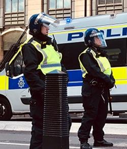 Sac d'Intervention pour Police   SAFECADDY